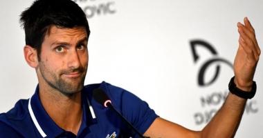 Novak Djokovic: Am câștigat suficienți bani încât să hrănesc toată Serbia
