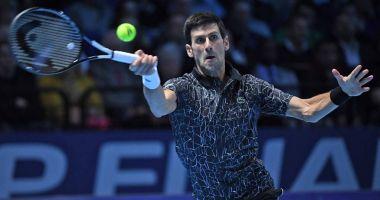 Tenis, Turneul Campionilor: Novak Djokovic, primul calificat în semifinalele competiției