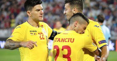 Pe ce loc se menţine România în clasamentul FIFA