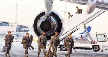 Numărul de puşcaşi marini americani staţionaţi în Norvegia, dublat