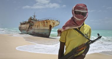 Numărul incidentelor de piraterie pe mare este în scădere