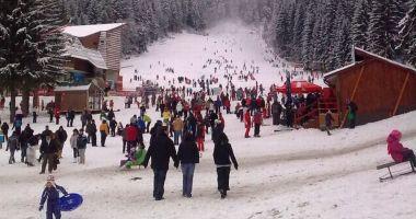 Pierderi economice şi pentru staţiunile de schi