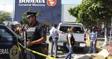 Schimb de focuri la Acapulco. Turişti morţi şi răniţi
