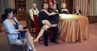 O comedie savuroasă la Teatrul de Stat Constanţa