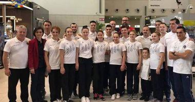 O constănţeancă, în lotul României pentru Mondialele de gimnastică