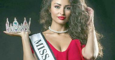 Constănţeanca Alina Mihaela Staicu a câştigat concursul Miss Elegant Universe 2018