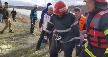 O femeie a încercat să se sinucidă,  la Cernavodă