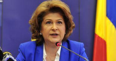 Oficial! Rovana Plumb, ministru interimar la Educaţie
