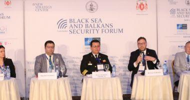 Oficiali NATO şi UE, la Constanţa. Începe Forumul regional de securitate