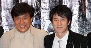 Fiul lui Jackie Chan, ARESTAT
