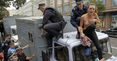 Oksana Shachko, co-fondatoarea mișcării Femen, s-a sinucis la 31 de ani