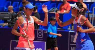 Tenis / Mihaela Buzărnescu și Raluca Olaru, calificate în semifinalele probei de dublu la BRD Bucharest Open