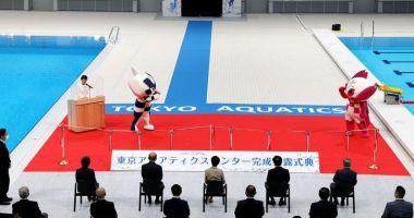 Olimpism / La Tokyo, a fost inaugurată ultima arenă sportivă construită special pentru JO