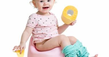 """Complicaţiile constipaţiei la copii: """"Frica de oliţă"""""""