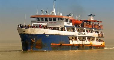 O navă cu 250 de pasageri a rămas în black-out