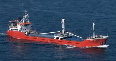 O navă cu echipaj românesc la bord, răpită de un cartel criminal, pentru trafic de arme  şi droguri