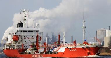 O navă LPG, în pericol de eşuare în Irlanda
