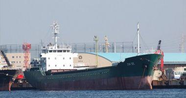 O navă s-a scufundat în Japonia. Un marinar a murit, iar șapte au dispărut