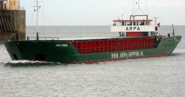O navă turcească, acuzată de transport ilegal în Crimeea