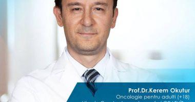 Consultaţii gratuite! Doi reputaţi medici oncologi turci, la Constanţa