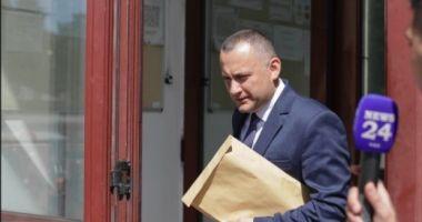 Lucian Onea îşi va continua activitatea de procuror chiar dacă este cercetat pentru constituire de grup infracţional organizat
