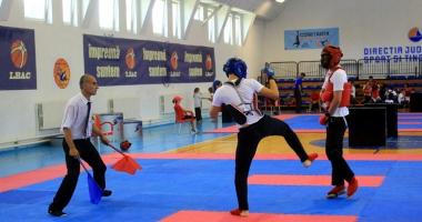 O nouă probă sportivă în programul de Kung Fu - lupte libere chineze
