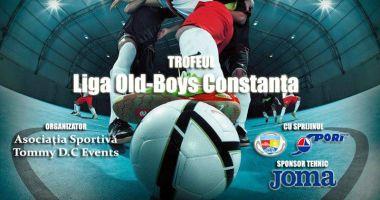 O nouă competiţie de Old-Boys debutează la Constanţa
