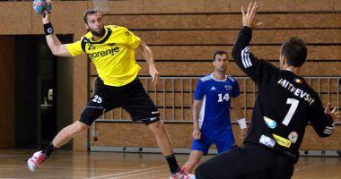 O nouă victorie pentru HC Dobrogea Sud, în cantonamentul din Slovenia