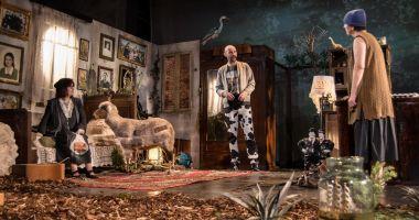 """""""Billy Şchiopul"""", un spectacol care poate rivaliza cu marile producţii teatrale din ţară"""