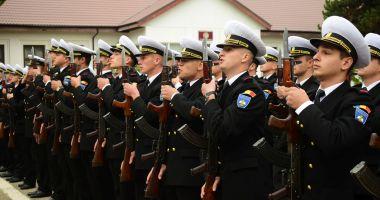 O nouă promoție de absolvenți la Academia Navală