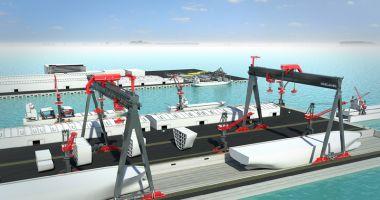 O nouă revoluție în industria navală