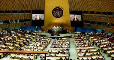 ONU: Liderul Autorității Palestiniene solicită un mecanism internațional pentru pacea în Orientul Mijlociu
