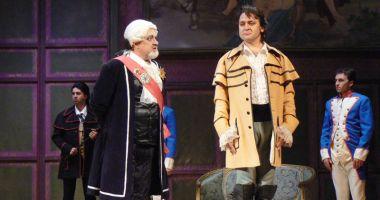 """""""Tosca"""" lui Puccini, la Teatrul """"Oleg Danovski"""""""