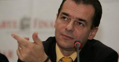 Ludovic Orban, noul preşedinte al Partidului Naţional Liberal