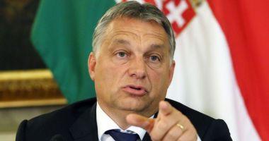 Viktor Orban vrea un Schengen al Carpaților