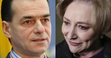 DIICOT a început ancheta în cazul Orban-Dăncilă