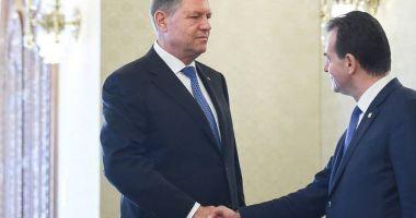 Cale liberă pentru Klaus Iohannis și Ludovic Orban! PNL a validat susţinerea candidaturilor celor doi pentru funcțiile de președinte și premier