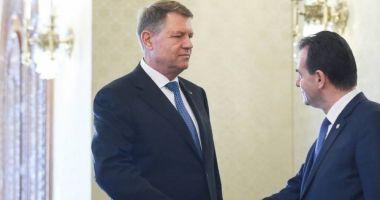 Ludovic Orban: Vom fi alături de preşedintele Iohannis pentru a asigura succesul referendumului pe justiţie