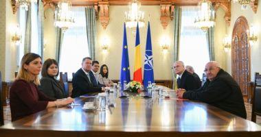 Iohannis, după discuţia cu deţinuţii politici din delegaţia PSD: Încercarea PSD de a se folosi de necazul lor, de-a dreptul jalnică
