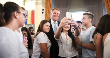 Iohannis, la deschiderea anului şcolar: Reformele în educaţie au stat mai mult sub semnul