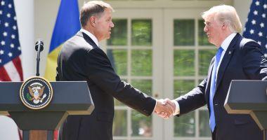 Reuniune ANULATĂ. Klaus Iohannis nu se mai întâlneşte cu Donald Trump