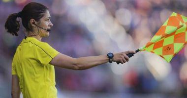 O româncă va arbitra în finala Ligii Campionilor la fotbal feminin