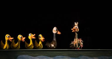 """O săptămână inspirată la Teatrul pentru copii """"Căluţul de mare"""""""