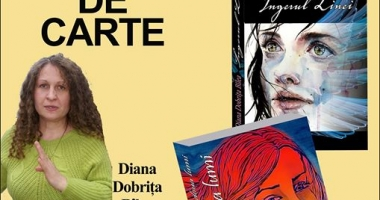 O scriitoare dobrogeană de excepţie lansează două romane fermecătoare