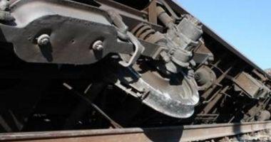 Încă un tren a deraiat. Traficul feroviar s-a desfășurat cu dificultate