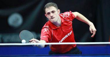 Ovidiu Ionescu, vicecampion european  la tenis de masă