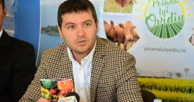 """Primăria Ovidiu, sprijin pentru producătorii agricoli. Edilul George Scupra a lansat Asociaţia """"Poiana lui Ovidiu"""""""