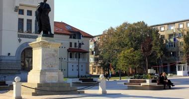 Marele poet Ovidius, comemorat în Cetatea Tomis