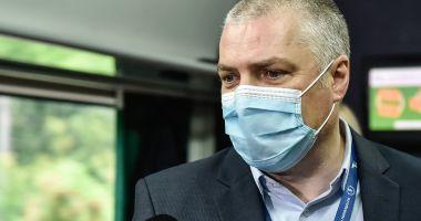 Directorul CFR Călători Ovidiu Vizante a demisionat