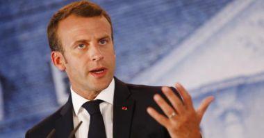 Emmanuel Macron: Ne trebuie o Europă care protejează. Refondarea Schengen, absolut esenţială